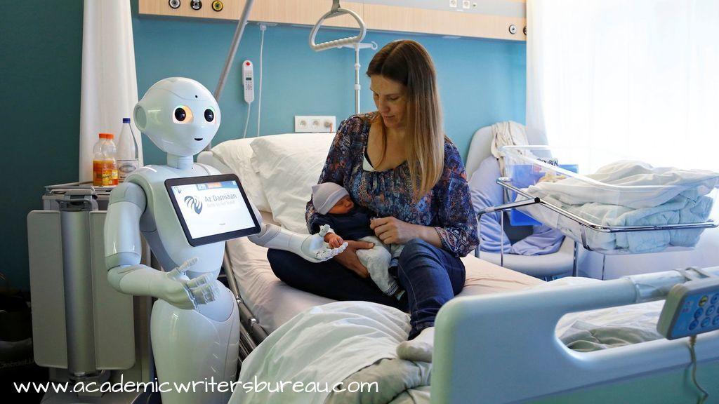 مفاهیم و دلایل استفاده از روباتیک در بهداشت را توضیح دهید