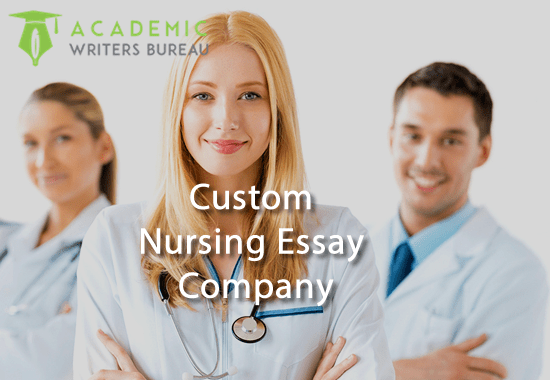Nursing Essay Writing Company