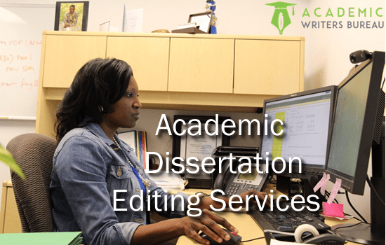 Dissertation editing help review
