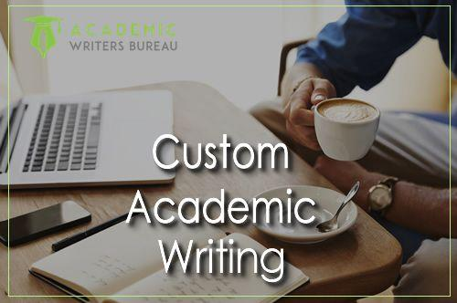 Academic Custom Writing Services