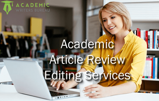 Best Voted Artikel Review Editing Services