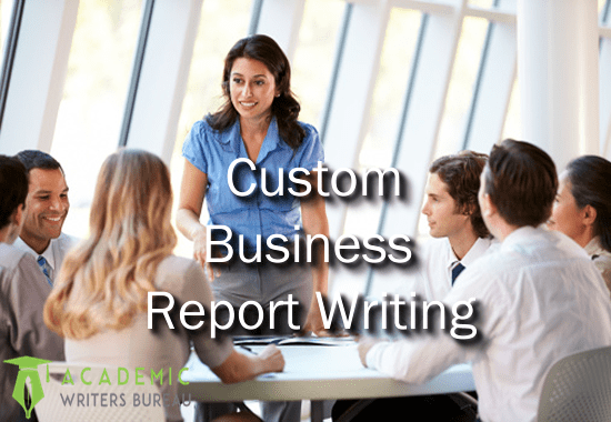 Profesjonell Business Report Writing