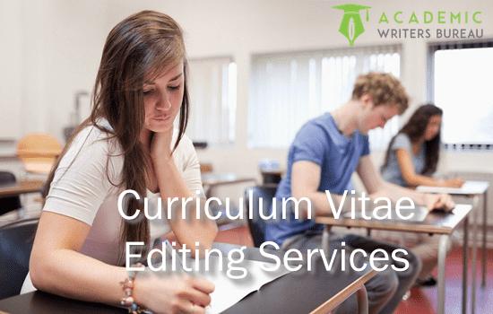 Servicios de Edición de Curriculum Vitae Personalizados