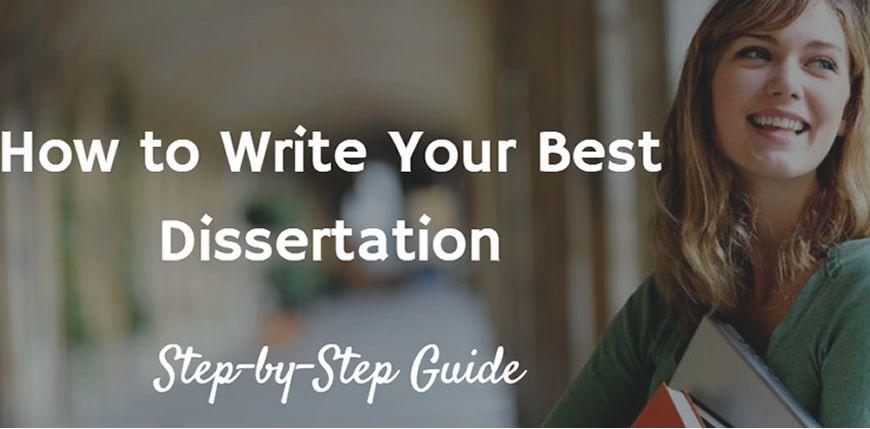Hur man skriver en stor avhandling