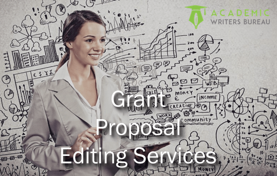 Custom Grant Proposal Editing Services