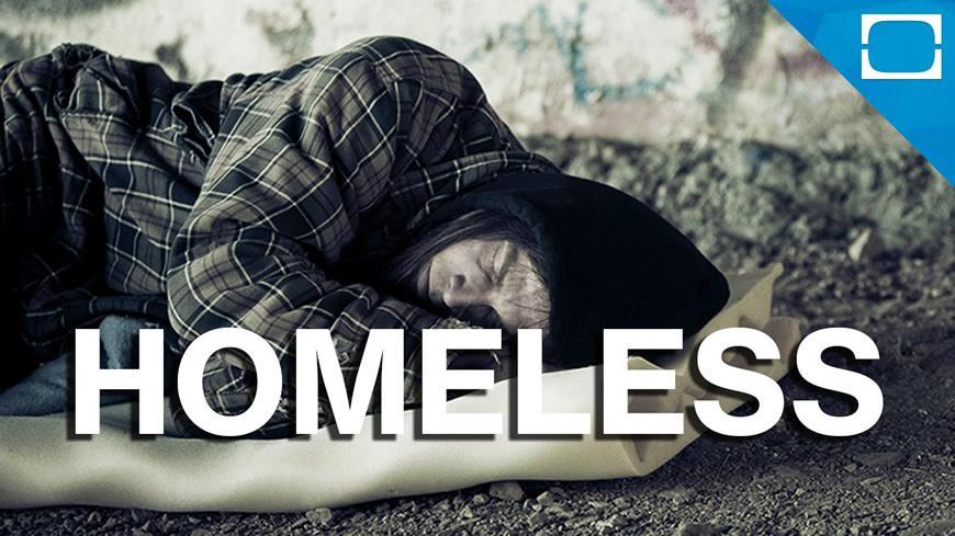 O que é a falta de moradia?