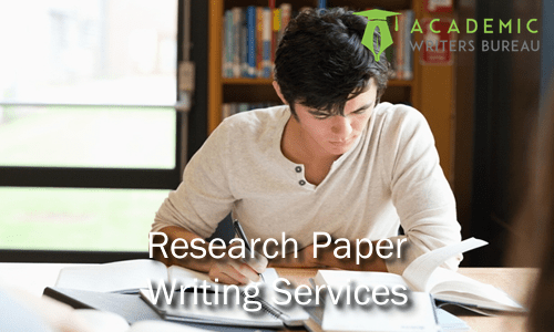 Forskning Paper Writing Services