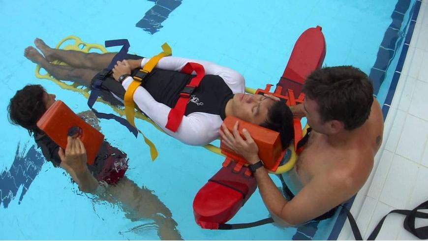 Como ser um salva-vidas