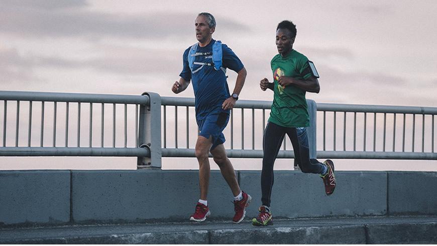 Hvordan trene for en maraton