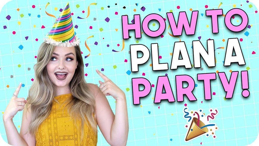 איך לתכנן מפלגה