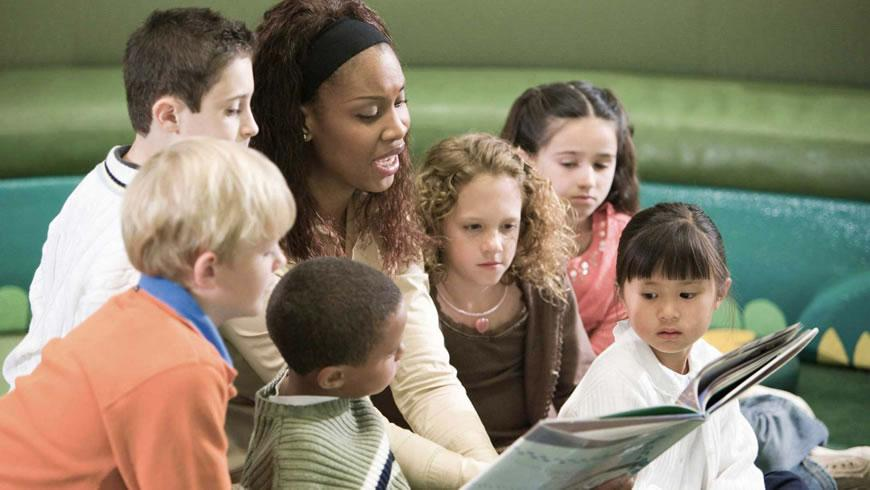 Wie man Kindern im Vorschulalter das Lesen beibringt