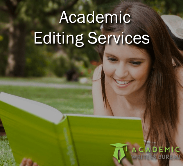Professionals Academics: Best Academic Papers Editing Services